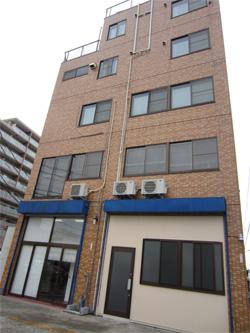 東京板橋日本語学院の外観