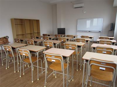 東京板橋日本語学院の教室