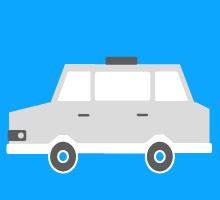 バス・タクシー・トラック