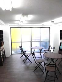 マロニエ日本語学院 図書室